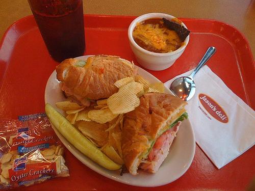 Breakfast 20090129