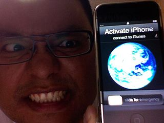 iPhone Powers...Activate!