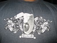 CliffyB t-shirt